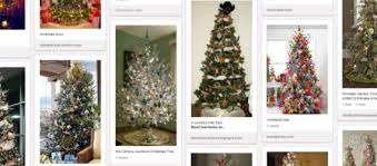 Xmas pin board from pinterest